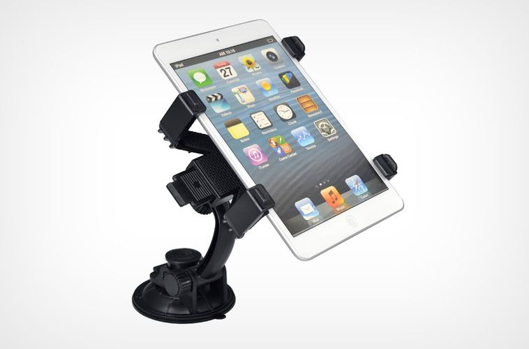 4-OK SUCTION PAD CAR HOLDER FOR TABLET 7-11""