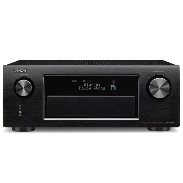 Denon AVR-X4200W - 7.2 Channel AV Receiver, Black