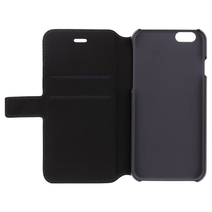 Diárové puzdro BMW Embossed Line pre Apple iPhone 6, Apple iPhone 6S, Black