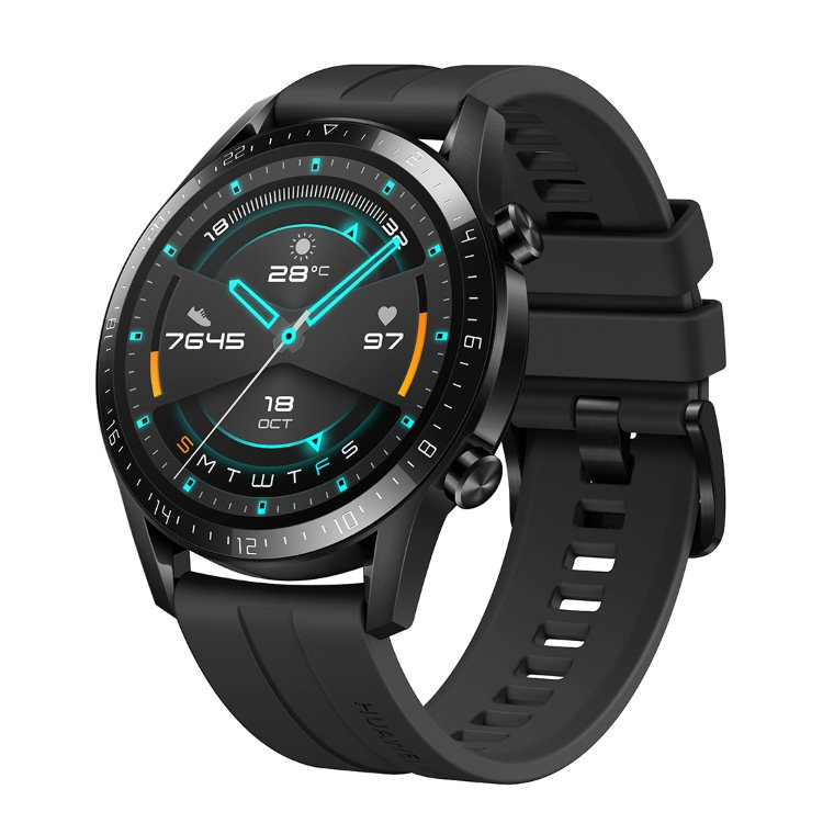 Huawei Watch GT2 Sport, 46mm, Matte Black