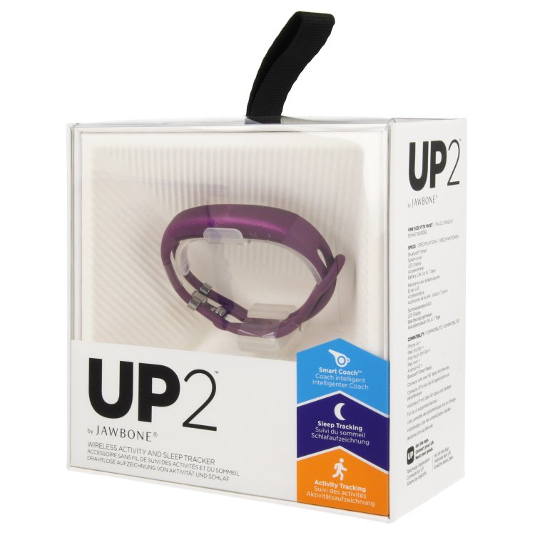 Jawbone UP2, Orchid Circle Rope (JL03-6565CEI-EU1)