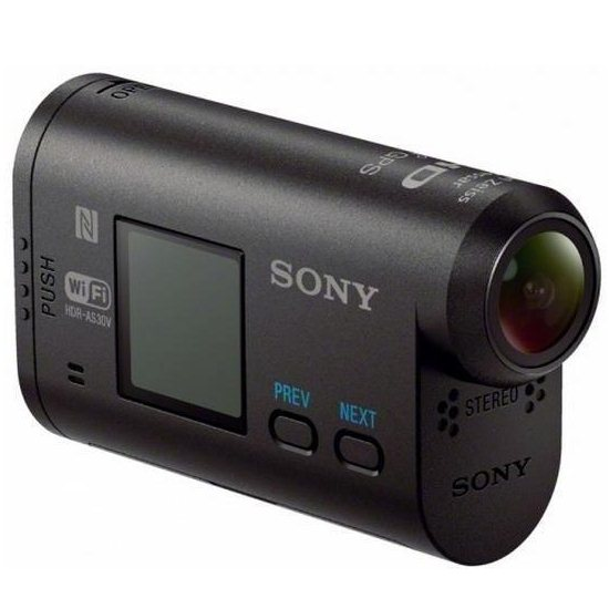 Sony HDR-AS30 Action Cam, FullHD, Wi-Fi, NFC