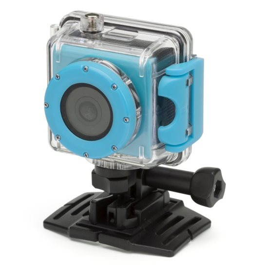 Vodeodoln� Full HD kamera Kitvision Splash Action, Blue