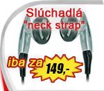Slúchadlá Speed-Link Neck Strap iba za 149,-Sk