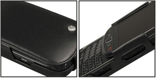 Noreve - exkluz�vne ko�en� puzdro pre BlackBerry 9800
