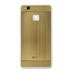 4-OK TPU METAL CASE FOR HUAWEI P9 LITE COLOR GOLD