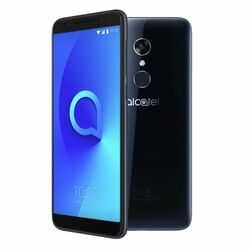 Alcatel 3 - 5052, 2GB/16GB - Dual Sim, Black