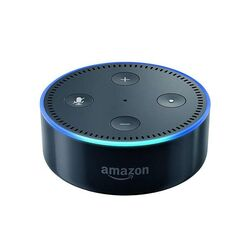 Amazon Echo Dot 2, black