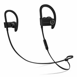 Apple Beats PowerBeats3 Wireless - Bluetooth Headset, Black (ML8V2ZM/A)