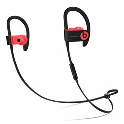 Apple Beats PowerBeats3 Wireless - Bluetooth Headset, Siren Red (MNLY2ZM/A)