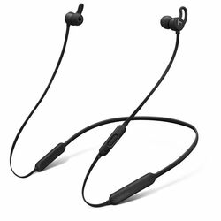 Apple BeatsX - Bluetooth Headset, Black (MLYE2ZM/A)