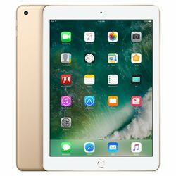 Apple iPad (2017), Cellular, 32GB, Gold