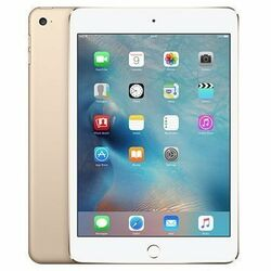 Apple iPad Mini 4, Cellular, 32GB, Gold