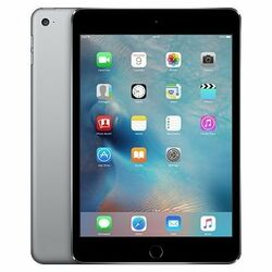 Apple iPad Mini 4, Cellular, 32GB, Space Gray