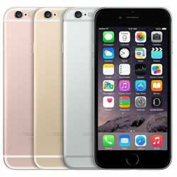 Apple iPhone 6S, 128GB | Rose Gold