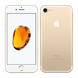 Apple iPhone 7, 128GB | Gold, Refurbished - záruka 12 mesiacov