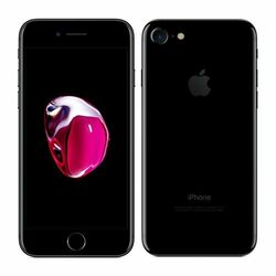 Apple iPhone 7, 128GB | Jet Black, Refurbished - záruka 12 mesiacov