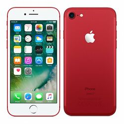 Apple iPhone 7, 256GB, Red