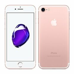 Apple iPhone 7, 32GB | Rose Gold, Refurbished - záruka 12 mesiacov