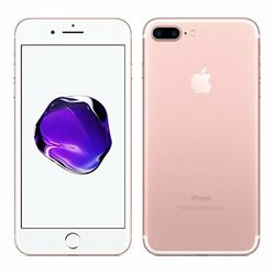 Apple iPhone 7 Plus, 256GB, Rose Gold