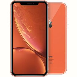 Apple iPhone Xr, 128GB, Coral