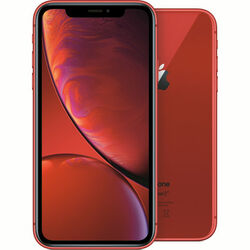 Apple iPhone Xr, 128GB, Red