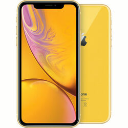 Apple iPhone Xr, 256GB, Yellow