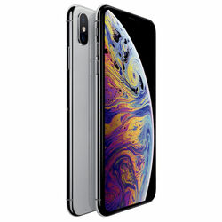 Apple iPhone Xs Max, 64GB, Silver