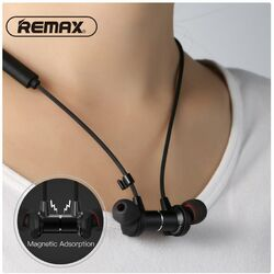 Bluetooth Headset Remax RB-S7, Black