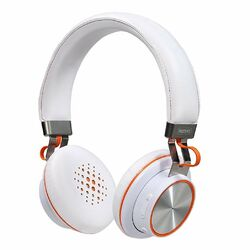 Bluetooth stereo slúchadla, headset Remax RB-195HB, White