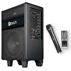 C-TECH Impressio Party, Bluetooth reproduktor ALL in ONE, 35W