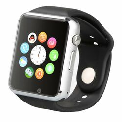 Carneo U10 Smart Watch - multifunkčne hodinky, Black