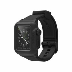 Catalyst Waterproof ochranné puzdro vodeodolné pre Apple Watch 42mm, Stealth Black