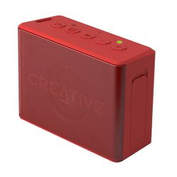 Creative MUVO 2C, prenosný bluetooth reproduktor, Red