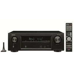 Denon AVR-X1400H - 7.2 Channel AV Receiver, Black