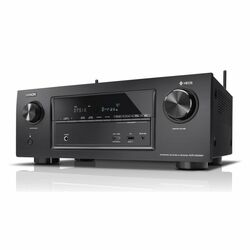 Denon AVR-X3400H - 7.2 Channel AV Receiver, Black