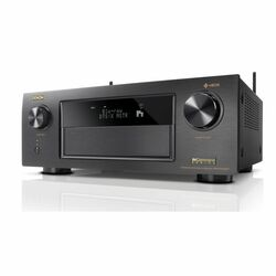 Denon AVR-X4400H - 9.2 Channel AV Receiver, Black