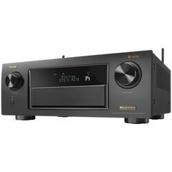 Denon AVR-X6400H - 11.2 Channel AV Receiver, Black