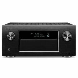 Denon AVR-X7200W - 9.2 Channel AV Receiver, Black