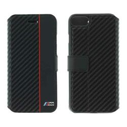 Diárové puzdro BMW M Collection pre Apple iPhone 7, Black