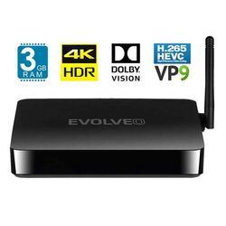 Evolveo Android Box H8 Octa Core - multimediálne centrum