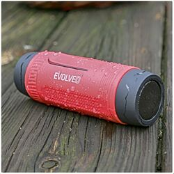 EVOLVEO Armor XL3, outdoorový Bluetooth reproduktor, Red