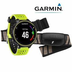 Garmin Forerunner 230 HR, Black/Yellow, EU