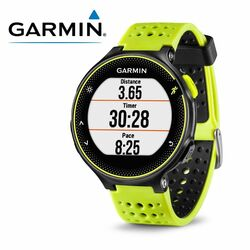 Garmin Forerunner 230, YellowBlack, EU