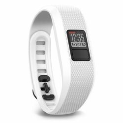 Garmin VivoFit 3, White | Monitor aktivity, EU