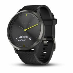 Garmin VívoMove HR Sport Large, Black