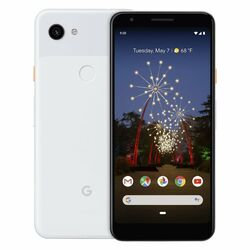 Google Pixel 3a XL, 4/64 GB, Clearly White