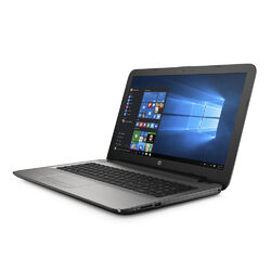 HP 15-AY013NH; Core i3 5005U 2.0GHz/4GB RAM/256GB M.2 SSD/HP Remarketed