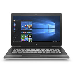 HP Pavilion 17-AB203NL; Core i7 7700HQ 2.8GHz/16GB RAM/128GB M.2 SSD+1TB HDD/HP Remarketed