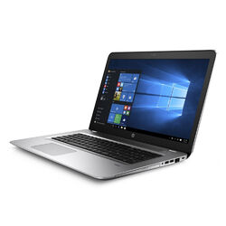 HP ProBook 470 G4; Core i5 7200U 2.5GHz/8GB RAM/256GB M.2 SSD/HP Remarketed